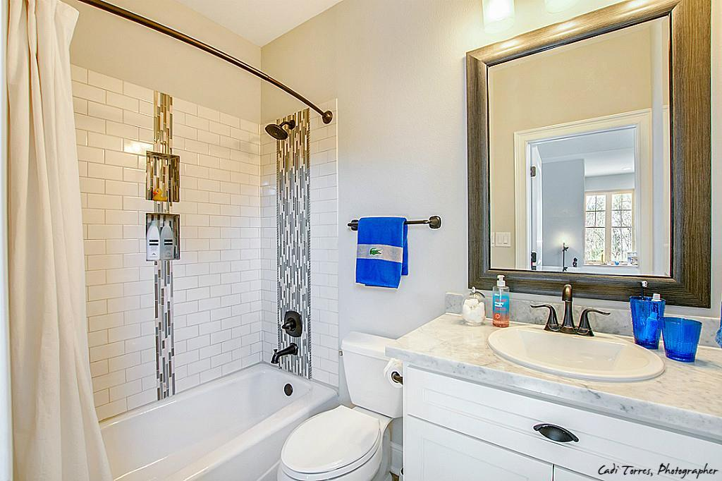 House Plan NDG 1277 Additional Bathroon