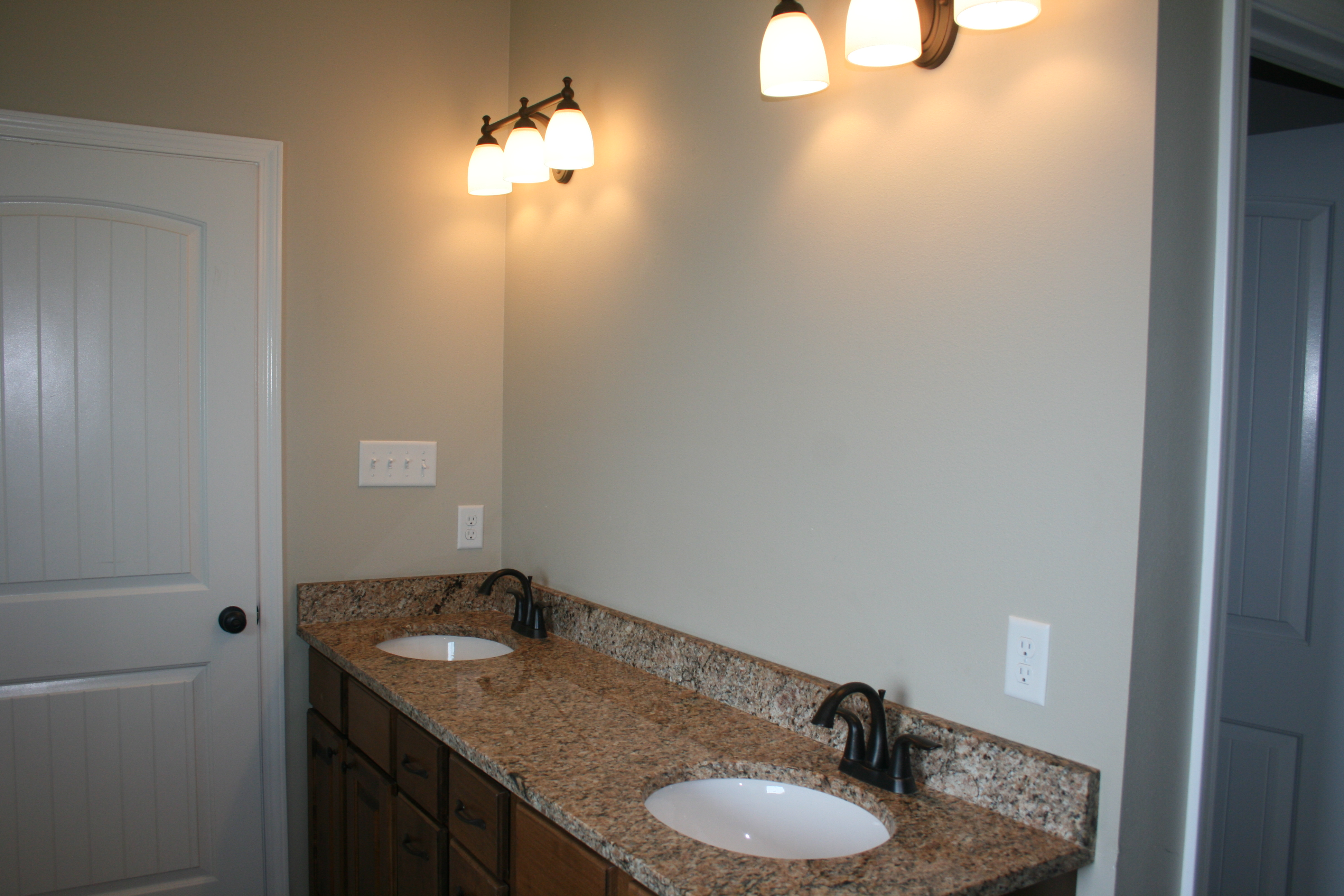 House Plan - IMG_0403 Double Vanity